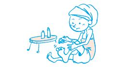 illustration woman