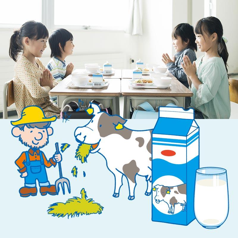 J-Milk食育教材