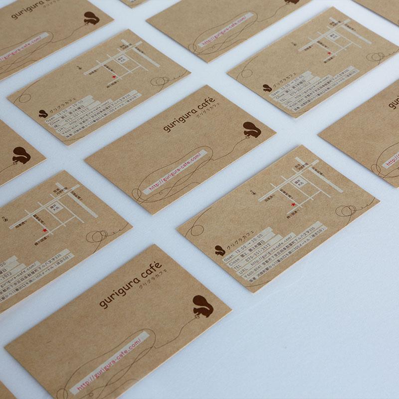 gurigura café web+カード